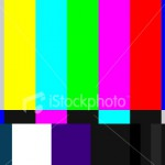 NTSC TV Test Pattern